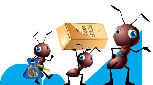 助蚂蚁财富全面升级金融服务