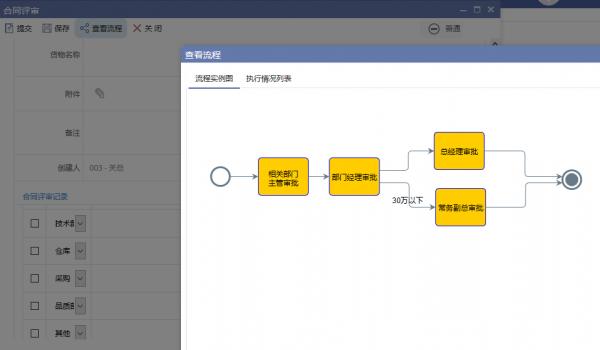 CRM系统中报价、合同、订单管理(