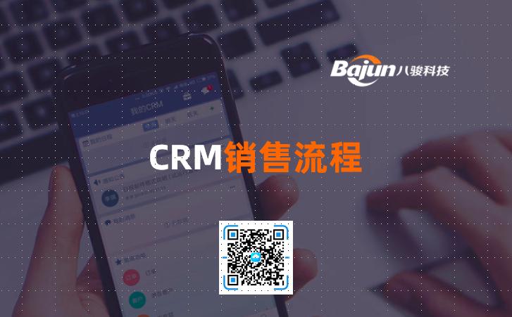 CRM销售流程